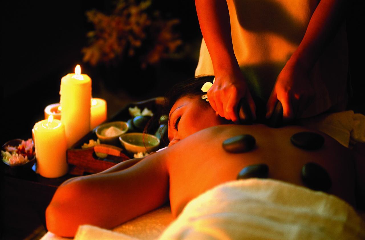 Эротический массаж  Видео